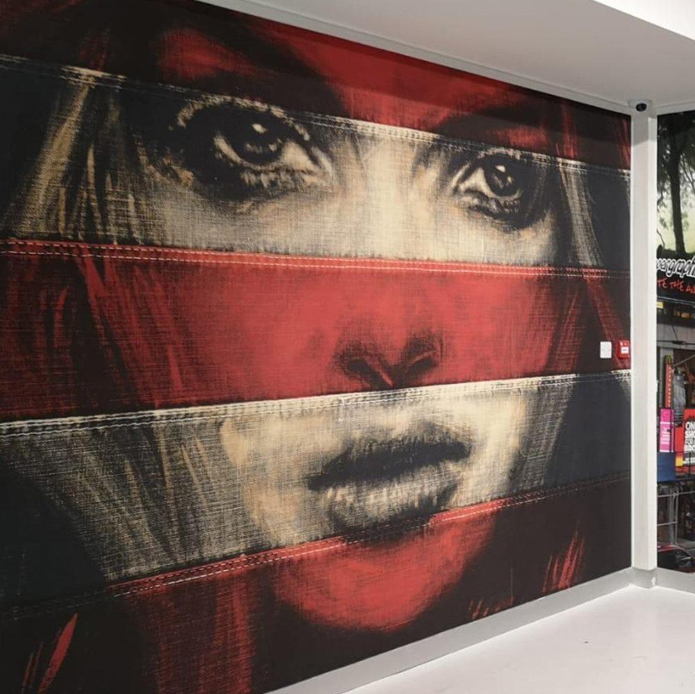 custom printable wallpaper