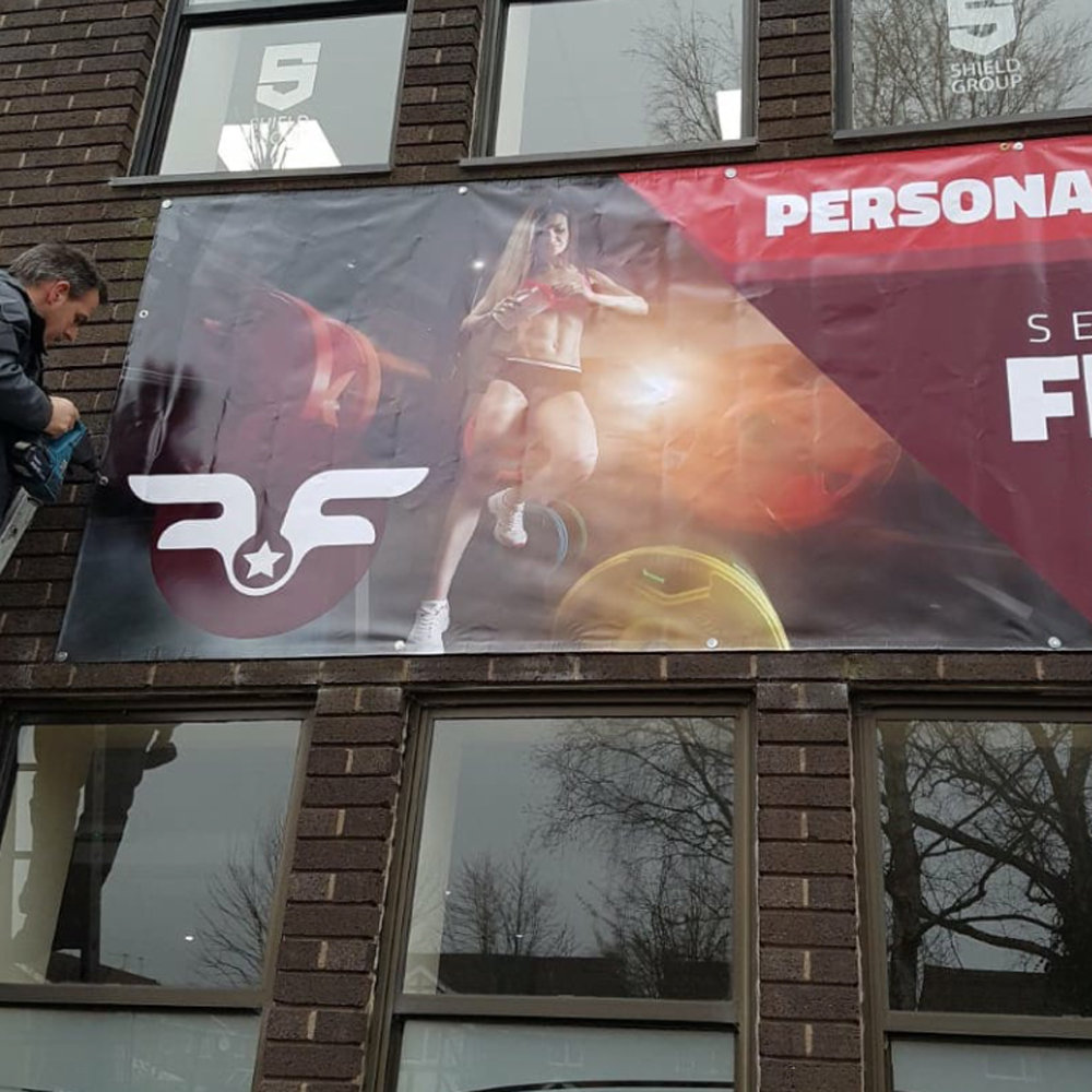 Banner Printing Leicester