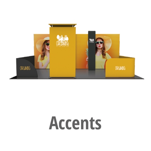 Accents - Modular Exhibitions Stands
