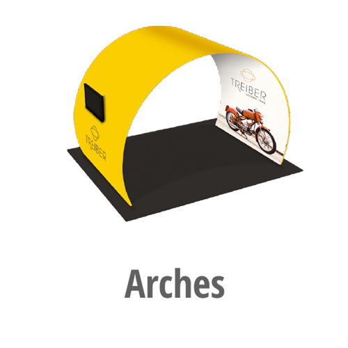 Arches - Modular Exhibitions Stands - 5StudioUK
