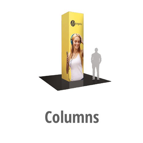 Columns Modular Exhibitions Stands - 5StudioUK