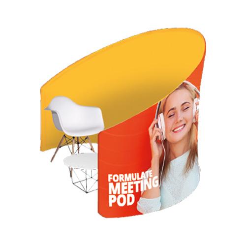 Meeting Pods Modular Exhibition Stands - 5StudioUK